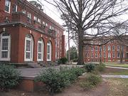 No. 2: UNCG Quad Residence Halls Renovation. The permitted value for the project was $55.5 million. D.H. Griffin and Balfour Beatty were the contractors.