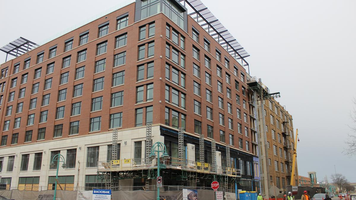 New kimpton journeyman hotel in milwaukee sets opening for Craft stores in milwaukee