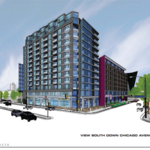 <strong>Graves</strong> files 'Iron Clad' plans for hotel and apartments near U.S. Bank Stadium (Images)