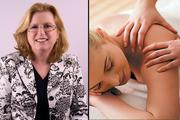 Debra Lupton, TLC Engineering for Architecture: An hour and a half massage — splurge!