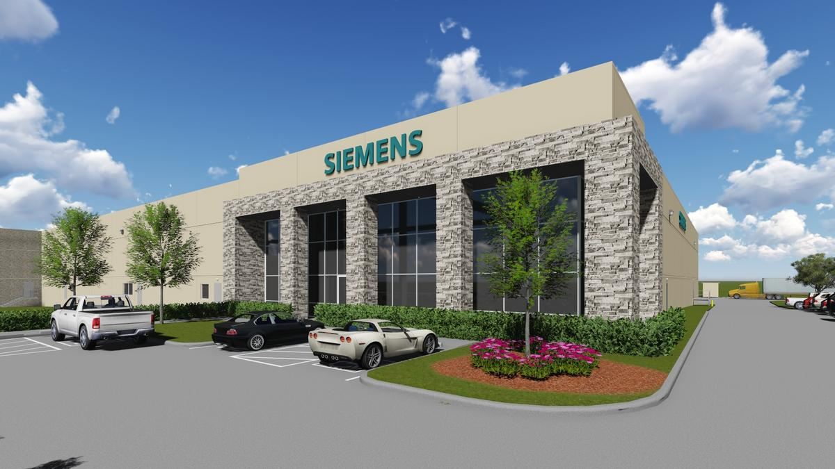 Why Siemens Wanted To Consolidate Its North Texas