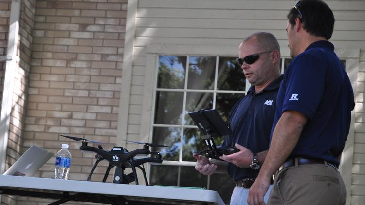 Usaa Using Drones To Streamline Home Damage Inspections In