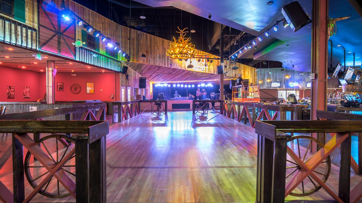 Inside Cowboy Saloon The Country Themed Restaurant Opening In