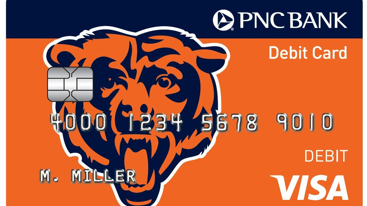 PNC Bank launching major ad campaign to introduce Chicago Bears ...
