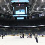 Fans try out Bradley Center ice one last time: Slideshow