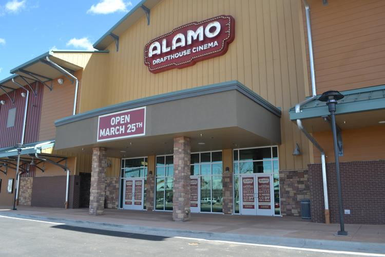 Alamo Drafthouse Cinema opened its first Colorado location in Lilttleton last March.