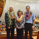 Legislature makes three appointments in special joint session