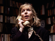 """Catherine Russell, shown here in a photo from 1995, has been in """"Perfect Crime"""" for more than two decades. She also is the show's general manager."""