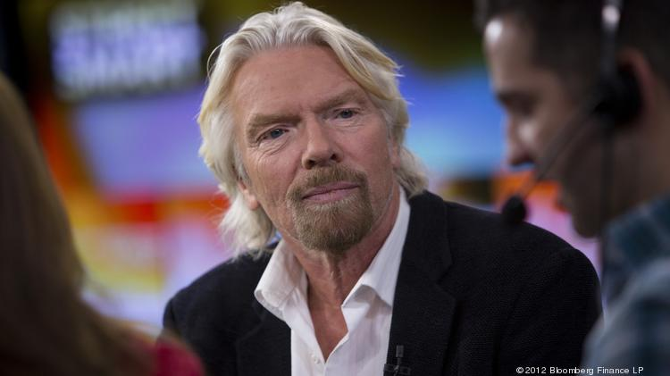 Something is. who owner of virgin airlines share