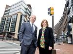 The Perseverance Award: The Darcy and The Flats at Bethesda Avenue