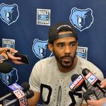 Grizzlies' Conley wants to stay, but he wants to win, too (Video)