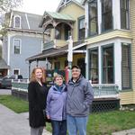 Horse racing handicapper buys Saratoga bed and breakfast