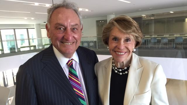 Huge gift from Wall Street legend, wife propels UCSF's