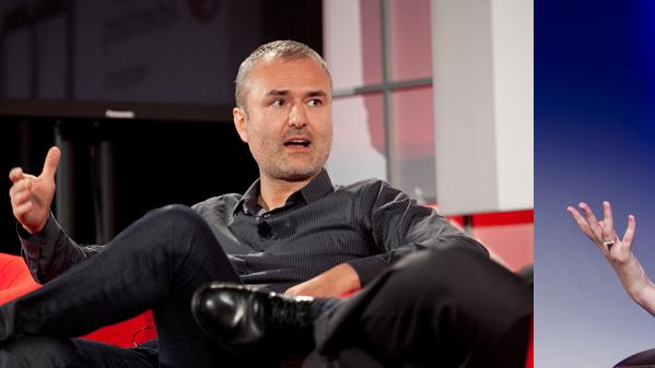 Gawker founder Nick Denton, seen here, may have to change his own behavior if the website heeds Editorial Director Joel Johnson's advice to play nicely with other digital media outlets.