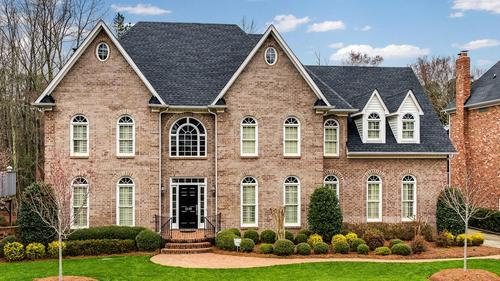 Stunning Custom-Built All-Brick Home