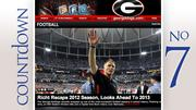 University of Georgia Conference: SEC Overall score: 6.539 Average attendance: 92,688 3-year revenues: $220,716,132