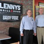 Lenny's tries new name, look