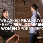VIDEO: Hear the hate spewed at female sportswriters