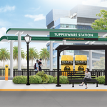SunRail's expansion drives apartment, hotel projects near Tupperware HQ