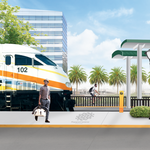 SunRail's expansion drives apartment, hotel projects slated to be built near Tupperware's headquarters