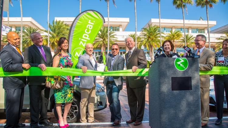 Avis subsidiary Zipcar to launch in Tampa - Tampa Bay