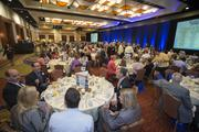 Around 500 attended this year's Health Care Heroes Event at the Camelback Inn.