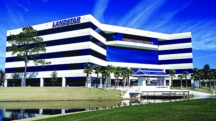 Landstar has revised its quarterly earnings.