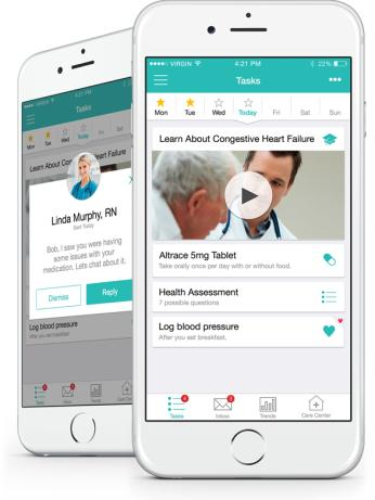 Patient IO developed a mobile application that coordinates patient care by interacting with electronic health records and population health management systems. The company won Seton Health Family's Innovation of the Year Award on Wednesday.