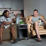How Oberto's digital short series with NFL greats Gronk and <strong>Sherman</strong> came to be