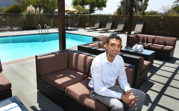 Rupesh Patel Vice president, Zenique Hotels  Rebranded: 2011 2012 revenue: $3 million Employees in Silicon Valley: 30 Employees companywide: 85 Address: 2585 Seaboard Ave., San Jose (La Quinta Inn San Jose Airport) Website: www.laquintasanjose.com