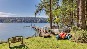 Life on the Water, 3 Tax Parcels and 515' of Miller Bay Beach Front