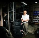Executive Voice: Atlantic Tire & Service owner <strong>Anthony</strong> Blackman