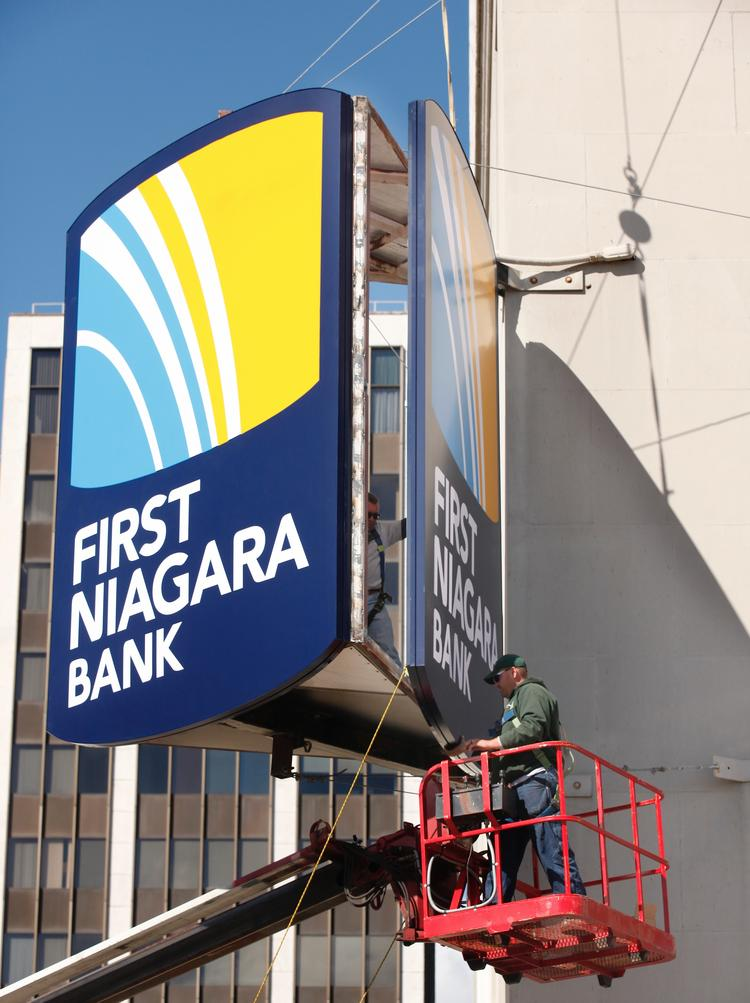 Fist niagra bank question not