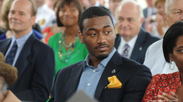 Washington Wizards guard John Wall, seen here at the Salamander Resort & Spa opening in Middleburg, Virginia, has been added to the USA National Team roster that will be participating in the USA's upcoming July 28-Aug. 1 Las Vegas training camp.