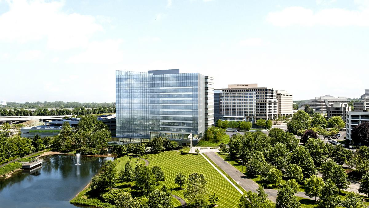 Pen Fed Credit Union >> Pentagon Federal Credit Union Buys Tysons Overlook Washington