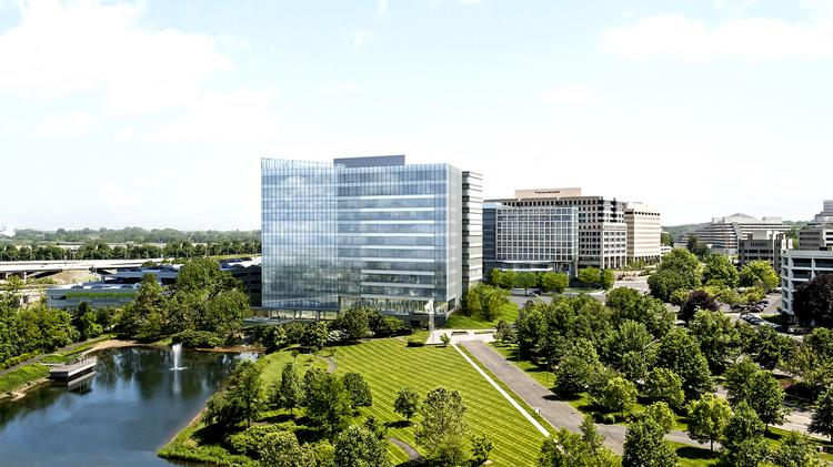 Pen Fed Credit Union >> Pentagon Federal Credit Union Buys Tysons Overlook