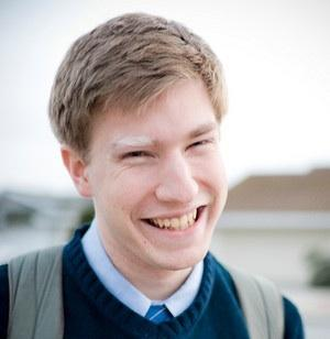 Jeremy Olson is the chief designer for the new version of Reward Summit. The 23-year-old Charlotte resident is an Apple Design Award winner and founder of Tapity.