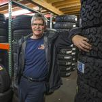 Silicon Valley small business: <strong>Lloyd</strong>'s Tire & Auto Care