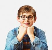 """RISING STAR: Johnny Rabe, 13, is rehearsing for the leading role of Walter in The 5th Avenue Theatre's production of """"Secondhand Lions."""""""