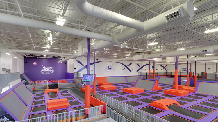 Altitude Trampoline Park To Open At Crossing At Katy Ranch Houston