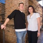 Love, marriage, tech startup: Why <strong>Heidi</strong> and Brad <strong>Jannenga</strong> are a Phoenix power couple