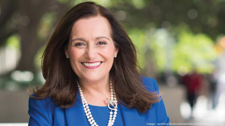 Geisha Williams, president of PG&E's electric business, had a lot to smile about Monday when it was announced that she will become president and CEO of PG&E Corp. on March 1, 2017.