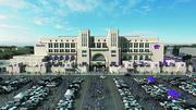 Bill Snyder Family Stadium, home of the K-State Wildcats Architect: AECOM Location: Kansas State University in Manhattan Opened: August 2013 Cost: $60 million renovation and expansion Capacity: 51,000