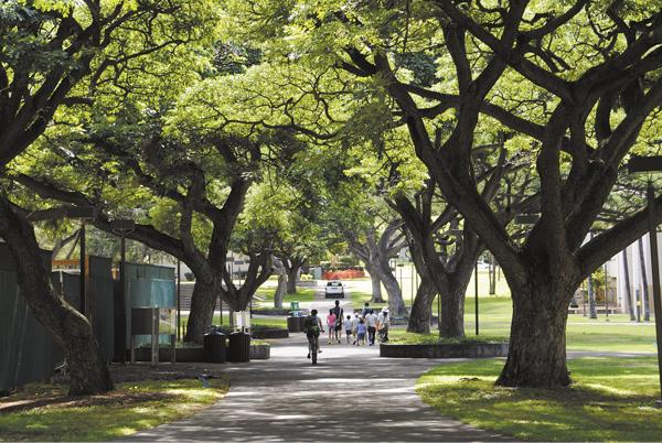 As students return tot he University of Hawaii for the fall semester, the Board of Regents searches for the next president to lead the 10-campus system.