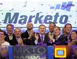 A few of Marketo's big investors are ready to sell