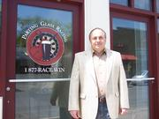 Thomas Gallo III, founder and managing partner of Parting Glass Racing, in Saratoga Springs. Box: 319. Price: $6,545