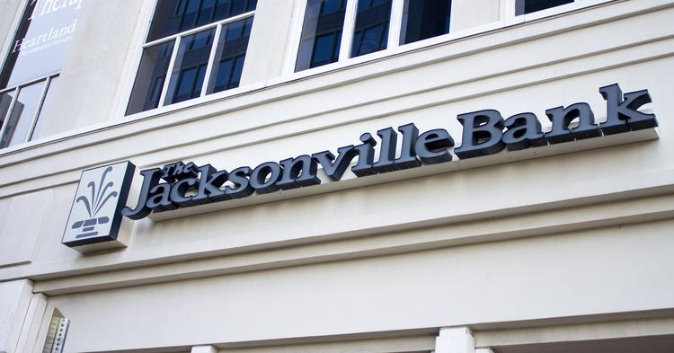 Jacksonville Bancorp selling more stock to the public.