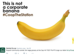 'This is not a corporate banana:' Central Co-op's 'gorilla-style' marketing campaign to win a hot Capitol Hill site