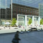Jonas Woods awards leasing of Thanksgiving Tower to CBRE
