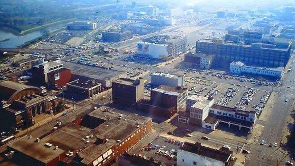 new housing projects transform downtown dayton
